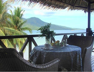 Best Restaurant in Karimunjawa Breve Azurine Lagoon Resort Karimunjawa