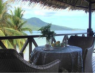 Best Restaurant in Karimunjwa (Trip Advisor).Breve Azurine Lagoon Resort Karimunjawa