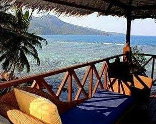 Best Hotel in Karimunjawa Breve Azurine Lagoon Resort Karimunjawa