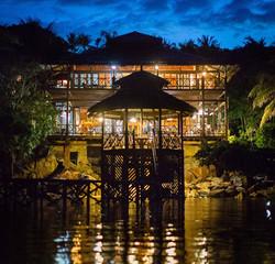 The safest Resort in Karimunjawa Breve Azurine Lagoon Resort Karimunjawa