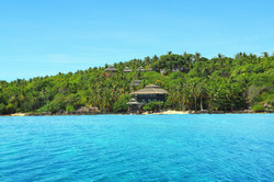 Best place to stay in Karimunjawa (Trip Advisor) Breve Azurine Lagoon Resort Karimunjawa