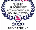 TOP Beach Front Hotel in Karimunjawa ! Breve Azurine Lagoon Resort Karimunjawa