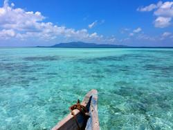 Island Hopping Tour Breve Azurine Lagoon Resort Karimunjawa