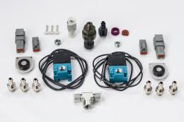 CO2 Boost Control Dual Solenoid & Pressure Sensor Kit