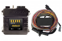 Elite 550 + Premium Universal Wire-in Harness Kit (5.0m)