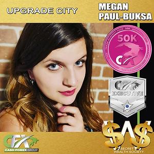SWS WELCOME UPGRADE CITY - Megan Paul-Bu