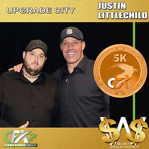 SWS WELCOME UPGRADE CITY - Justin Little