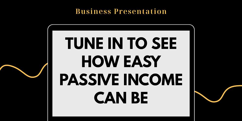 Secret Wealth Webinar - The Gateway To Your Financial Freedom