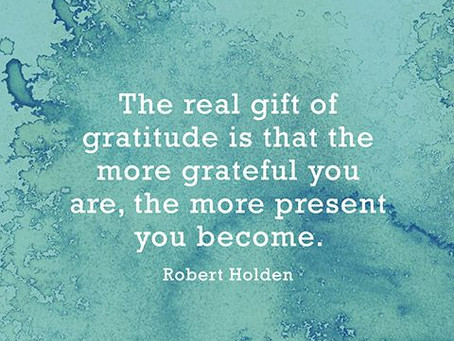 What Really is Gratitude?