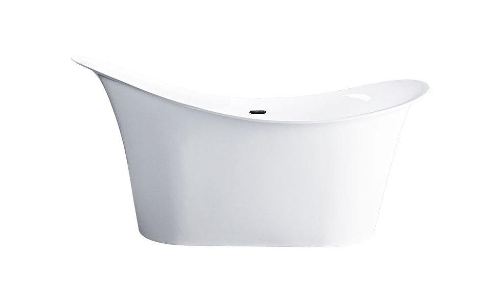 Wave Freestanding Bath