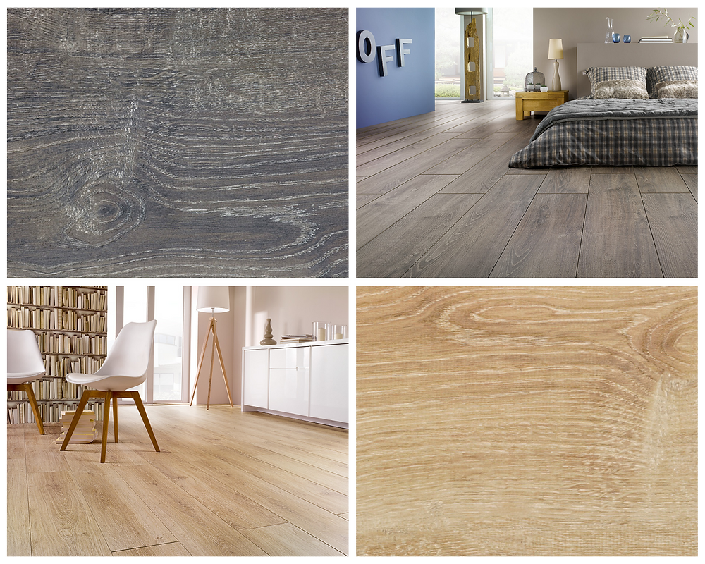 Solid plus laminate floors from brian pyne tiles.