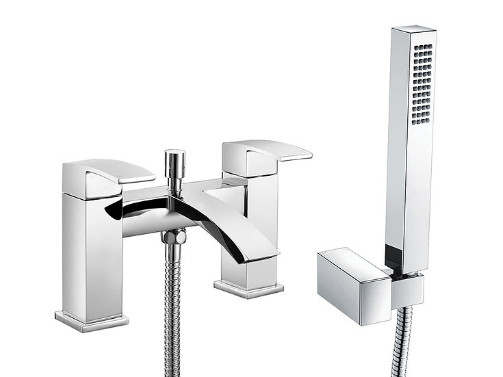 Ella: Bath & Shower Mixer