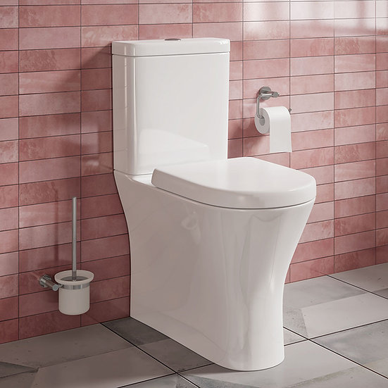 Preston Toilet