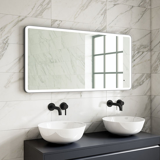 Beck 120 LED Mirror
