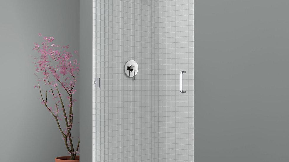 Escape: Framless Hinge Door