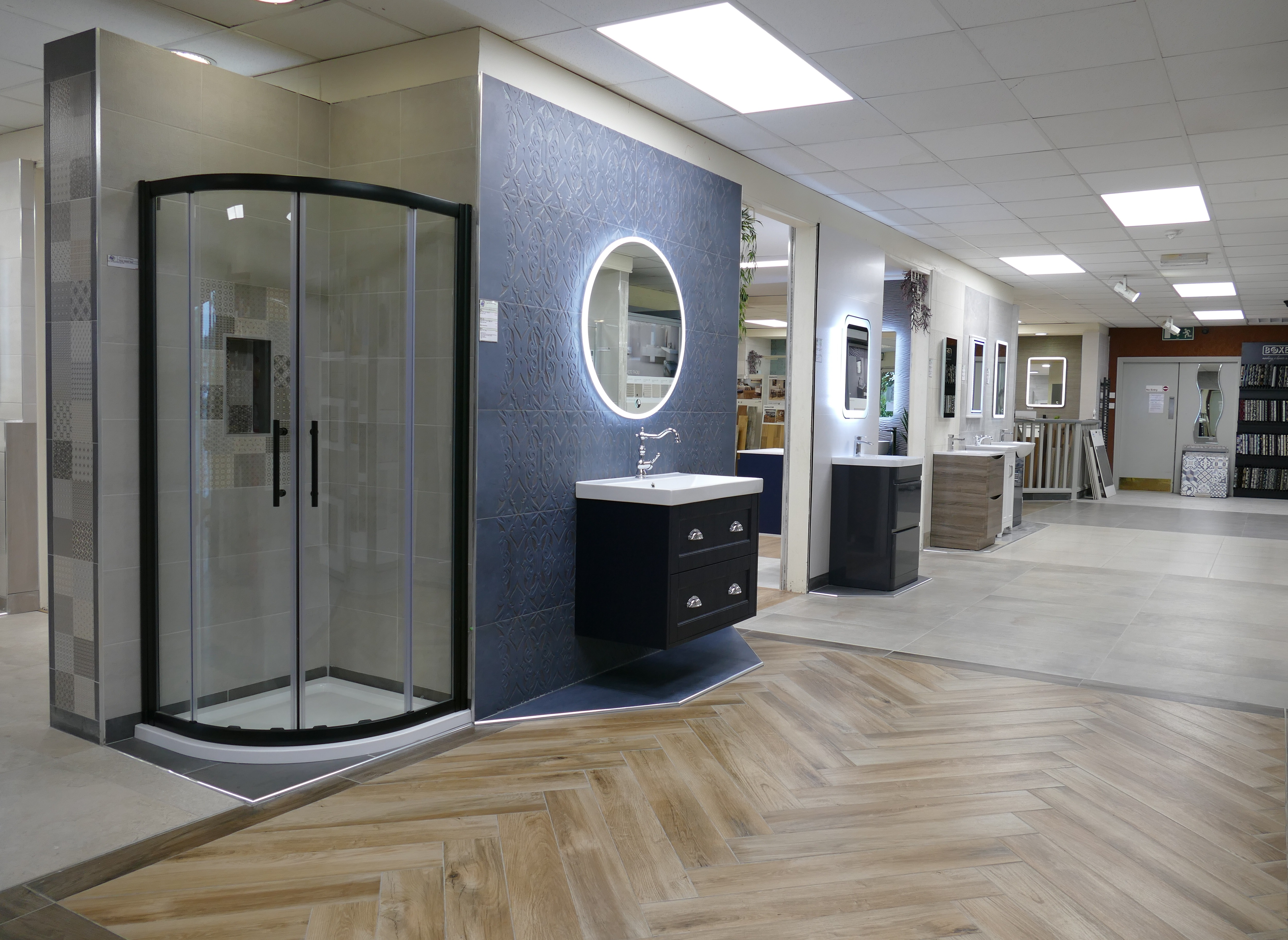 Brian Pyne Tiles Showroom