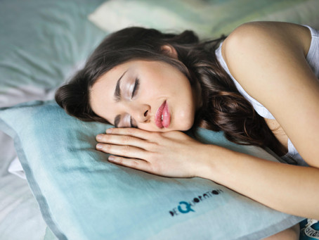 Why am I so tired?! – 5 Easy Habits for a Better Night's Sleep