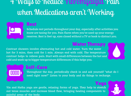 4 Ways to Reduce Fibromyalgia Pain When Medications Aren't Working