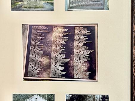 RE-VISITING THE ONE ROOM SCHOOLHOUSE TEACHER MEMORIAL AT WEST VIRGINIA'S CEDAR CREEK STATE PARK