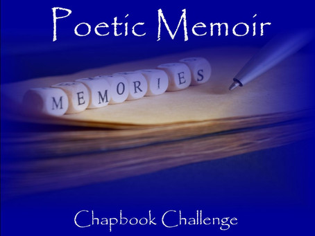 I COMPETED THE POETIC CHAPBOOK CHALLENGE!