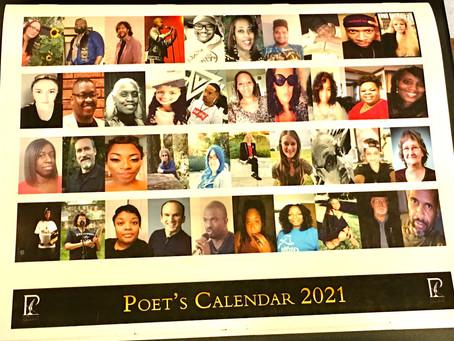 POET'S CALENDAR 2021
