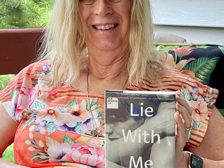 """BOOK HOOK: """"Lie With Me"""" by Philippe Besson"""