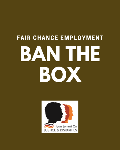 BAN THE BOX