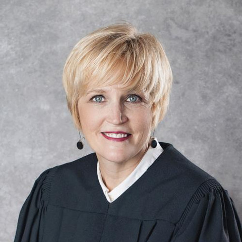 Iowa Supreme Court Chief Justice Susan Christensen