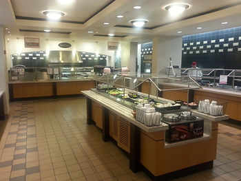 cafe and food service
