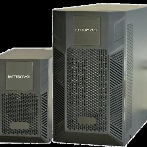 Armarios de baterías para expansión de autonomía para ODC One 1000,2000,3000VA