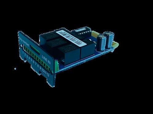 Tarjeta de contactos libres de tensión para ODC One y RT 6000 y 10000VA