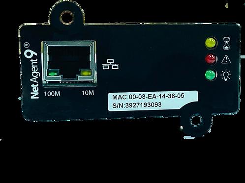 Tarjeta para red SNMP para ODT One y RT 6000 y 10000VA