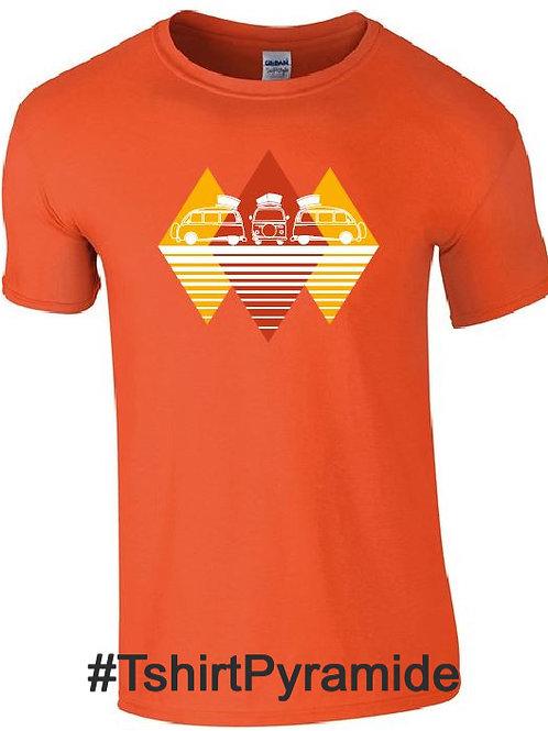 T Shirt Pyramide