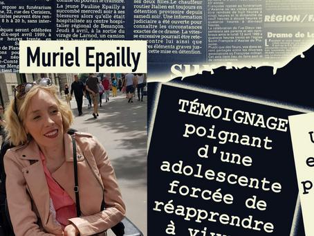 Rencontre avec Muriel Epailly, qui sort son premier roman avec I&I Production