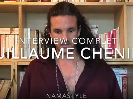 Interview complète de Guillaume Chenier