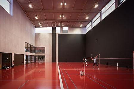 terrain badminton