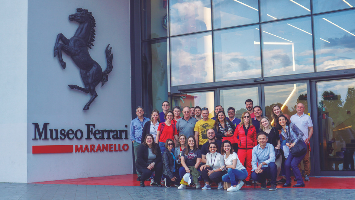 viagen técnica | Italia 2020