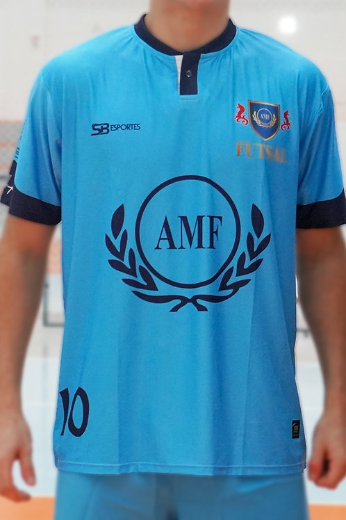 Camiseta de Jogo | Azul Clara