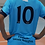 Thumbnail: Camiseta de Jogo | Azul Clara