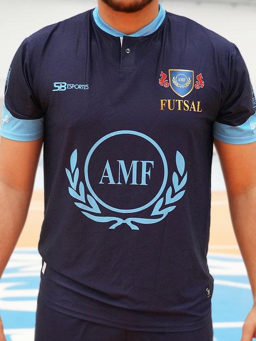 Camiseta de Jogo Goleiro | Azul