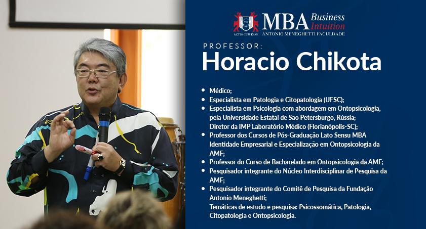 Prof. Horacio Chikota