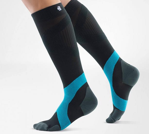 Bauerfeind Compression Socks- Training