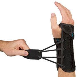 Medspec Suede Wrist Lacer II