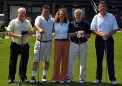 Hobson, Sue's Captains Day, July 2008