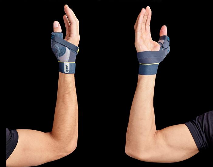 Push sport thumb brace