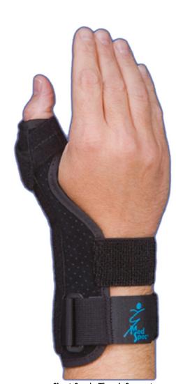 Medspec Suede Thumb