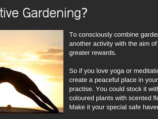 Incentive Gardening - Yoga