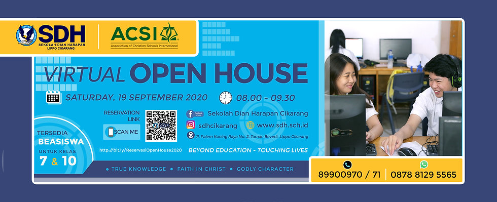 EXTERNAL OPEN HOUSE - WEBSITE      revis