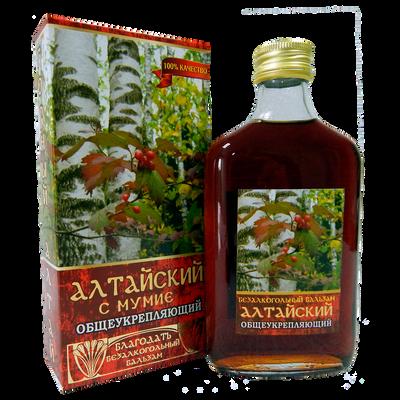 """Бальзам""""Алтайский"""" . Разбираем состав."""