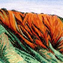 Glenwood Springs Cliff